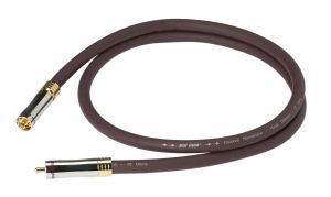Real Cable AN99 1m Kabel Cyfrowy Coaxial