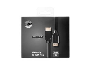 103202 Kabel HDMI 4K High Speed 2m TECHLINK