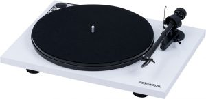 Pro-Ject ESSENTIAL III BT (OM10) /  White