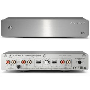 Cambridge Audio CP 2 przedwzmacniacz gramofonowy MM/MC