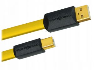 WireWorld Chroma USB 2.0 A to B (CSB) 2m