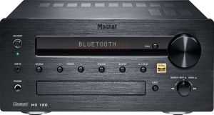 Magnat MC100 Amplituner Stereo z CD / bluetooth / Dab+ / Hi-Res Audio
